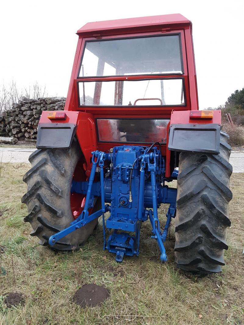 tracteur forestier bois