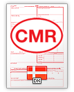Lettre de voiture internationale CMR (english & dansk)