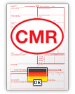 Lettre de voiture internationale CMR (english & deutsch)