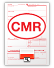 Lettre de voiture internationale CMR (english & polski)