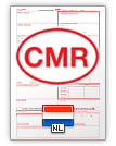 Lettre de voiture internationale CMR (english & nederlands)