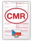 Lettre de voiture internationale CMR (english & česky)